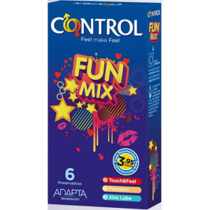 Control Kukuxumusu Feel Fun Mix 6 Unità