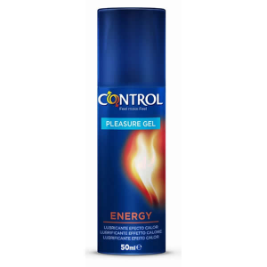 Control Gel Lubricante Energy 50ml