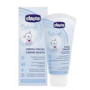 Chicco Natural Sensation Crema Viso 50ml