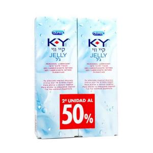 Durex K Y Jelly Lubrificante 2x75ml