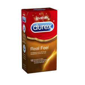 Durex Real Feel 12 Unità