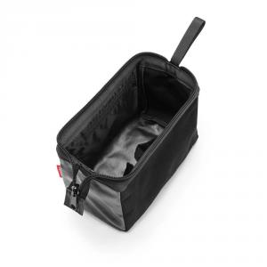 Reisenthel - Travel Cosmetic - Beauty case in cotone 1 scomparto nero cod. WC7047