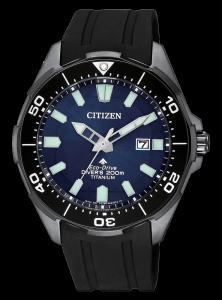 Citizen divers super titanio bn0205-10l