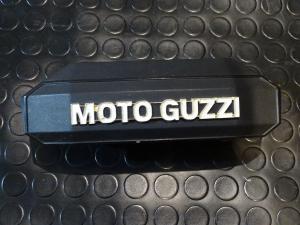 PLASTICA FANALE ANTERIORE USATA MOTO GUZZI V35 350 ANNO 1985