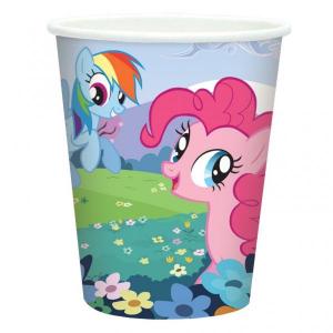 My Little Pony 8 bicchieri party