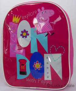 Peppa Pig zainetto London