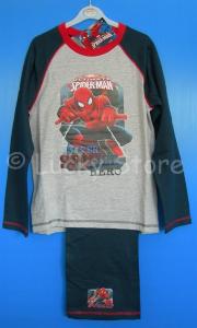 Spiderman Amazing pigiama bambino da 4 a 10 anni