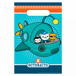 Octonauts 8 sacchetti regalo party