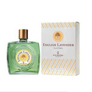 Atkinsons English Lavender Eau De Toilette Spray 90ml
