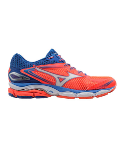 Scarpa running MIZUNO WAVE ULTIMA 8 W Corallo-bianco-bluette