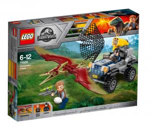 LEGO JURASSIC PARK INSEGUIMENTO DELLO PRETANODONTE 75926