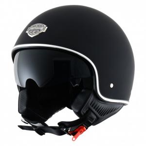 Casco jet Astone Helmets 66 Nero opaco