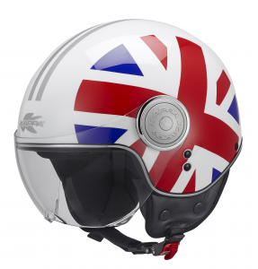 Casco jet Kappa KV8 National UK