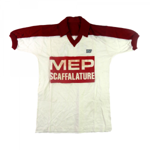 1982-83 Fano Maglia Home #8 Match worn (Top)