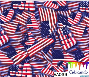 Pellicola per Cubicatura USA 3d