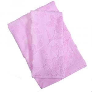 Set 1+1 asciugamano e ospite ZUCCHI Basics FRAGRANCES v.1 rosa