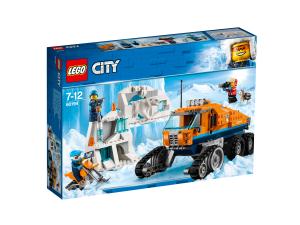 LEGO CITY GATTO DELLE NEVI ARTICO 60194