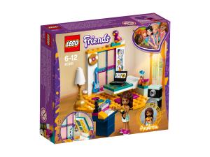 LEGO FRIENDS LA CAMERETTA DI ANDREA 41341