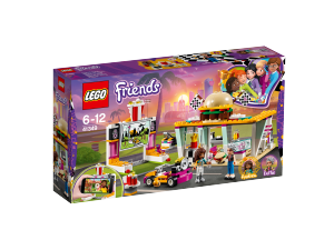 LEGO FRIENDS IL FAST-FOOD DEL GO KART 41349