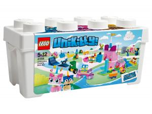 LEGO UNKITTY SCATOLA DI MATTONCINI CREATIVI UNIKINGDOM 41455