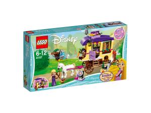 LEGO PRINCESS IL CARAVAN DI RAPUNZEL 41157