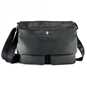 Breifcase Beverly Hills Polo VIRGINIA BH-303 NERO