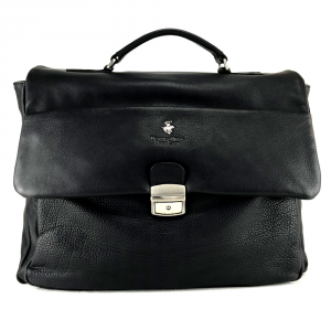 Cartella Beverly Hills Polo VIRGINIA BH-304 NERO