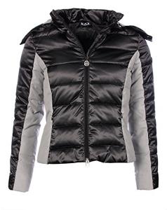 EA7 Blouson Jacket W Nero-Grigio
