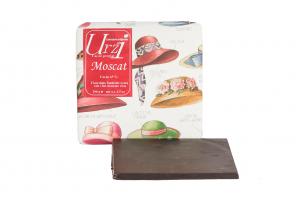 Moscat - Tavoletta di cioccolata affinata al moscato - 100gr