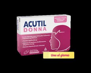 Acutil Donna 20 cpr