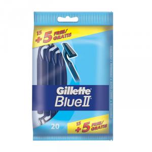 Gillette Blue II 15+5 Unità