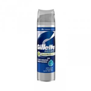 Gillette Series Sensitive Shave Gel Sensitive Skin 200ml