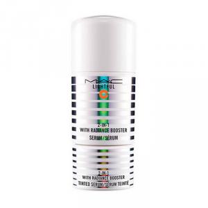 Mac Lightful C 2 in 1 Tinted Serum With Radiance Booster Medium Plus 30ml