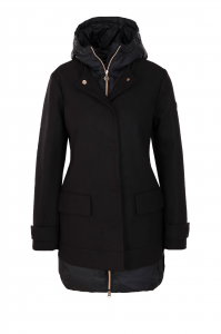 EA7 Down Jacket Nero (Down Gilet)
