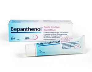 Bepanthenol pasta protettiva e lenitiva