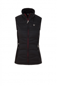 EA7 Down Gilet Nero