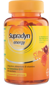 Supradyn Energy barattolo da 70 caramelle