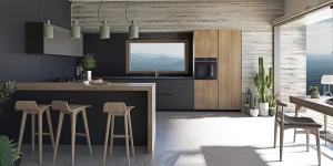 K08 cucina in legno