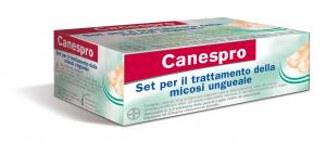 Canespro set per il trattamento della micosi ungueale