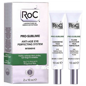 Roc Anti Age Sublime Occhi Pro 2x10 Ml