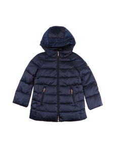 EA7 Down Jacket Bimba Navy Blu