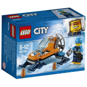 LEGO CITY MINI MOTOSLITTA ARTICA 60190