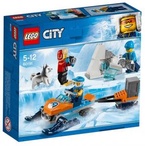 LEGO CITY TEAM DI ESPORAZIONE ARTICO 60191