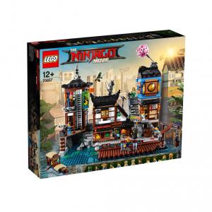 LEGO NINJAGO PORTO DI NINJAGO CITY 70657