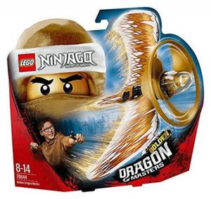 LEGO NINJAGO MAESTRO DRAGONE D'ORO 70644