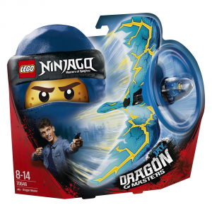 LEGO NINJAGO JAY - MAESTRO DRAGONE 70646