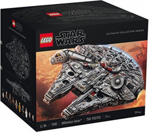LEGO STAR WARS MILLENIUM FALCON 75192