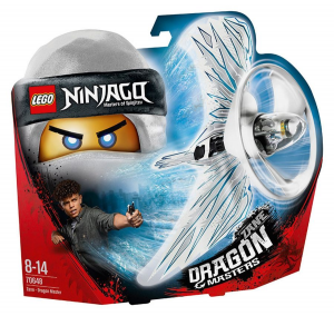 LEGO NINJAGO ZANE - MAESTRO DRAGONE 70648