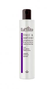 EUPHIDRA - BODY CLEAN SHAMPOO/BALSAMO VELLUTANTE LISCI E SETOSI