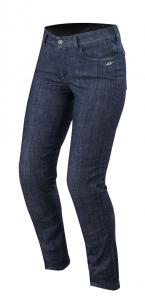 Jeans donna Alpinestars STELLA COURTNEY dark rinse Blu scuro